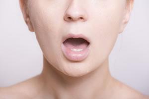 「ヒートショック」効果で ほうれい線・顔のたるみを改善!