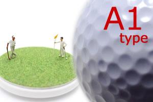 4スタンス理論!A1タイプのプロゴルファーでチェック!
