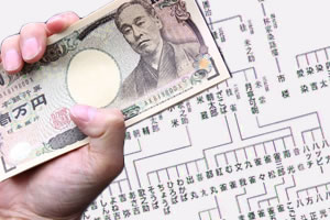 家系図の作成方法!料金1万円でできる作り方とは!?