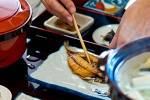 和食の食べ方のマナー